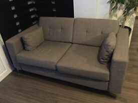 2 Seater Sofa's in as new condition