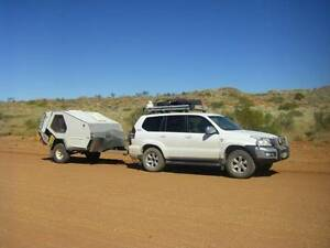 TVAN OFF ROAD CAMPER TRAILER Armadale Armadale Area Preview