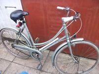 BSA vintage Ladies bike