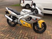 Yamaha YZF600R immaculate condition!!