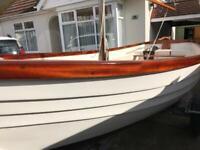 sailing dingy