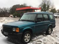 Landrover td5 discovery swap