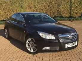 2009 Vauxhall Insignia 1.8 SRI, LOW MILEAGE, recent MOT