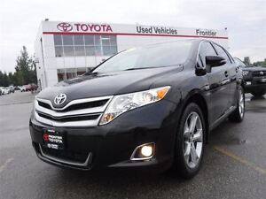 2013 Toyota Venza V6 TOYOTA CERTIFIED PRE OWNED