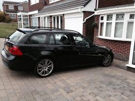 BMW 3 series 325i M Sport Auto Touring