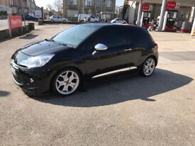 Citroen ds3 13plate lowered tinted windows!
