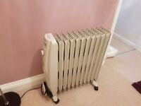 Electric Heater- excellent condition