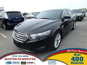 2013 Ford Taurus SEL   AWD   LEATHER   NAV   ROOF