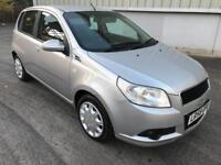 Stunning 2008 58 Chevrolet Aveo 1.2 LS 5Dr **Only 73000+History+1 Years Mot+Just Serviced**