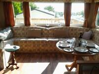GREAT MOBILE HOME IN BEAUTIFUL BUNCRANA. WITH DECKING CH AND DG AND EXCELLENT VIEWS. BESIDE BEACH