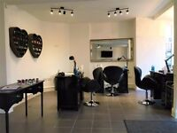 Salon Furniture, Manicure Tables, Gel Polish, Reception Desk for sale all nearly new