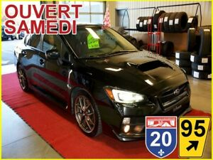 2016 Subaru WRX STi Sport-tech Package * AWD * TURBO * TOIT * CU