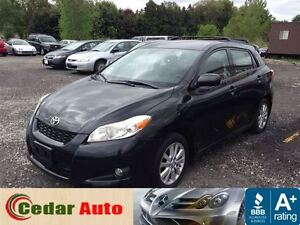 2010 Toyota Matrix Touring - WAS $9995 SOLD