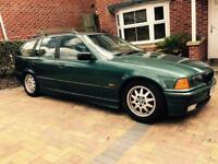 BMW 3 series e36 touring 2.5