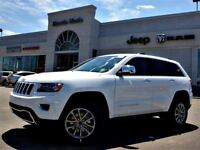 2015 Jeep Grand Cherokee Limited NEW 4X4 Leather 8.4 Screen Nav