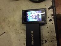 iPhone 3GS boxed 8gb
