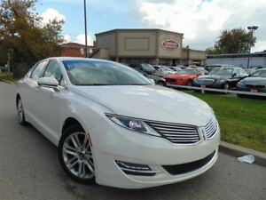2014 Lincoln MKZ LEATHER ROOF-NAVI-CAM