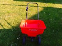 £45 only for EARTHWAY EV_N_SPRED SALT/grit spreader,PERFECT CONDITION .new cost £80!