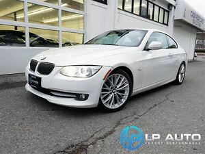 2011 BMW 335i Coupe only 67000kms! $0 Down Financing!