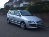 Mitsubishi Space Star 1.6 petrol
