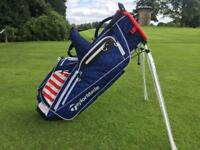 Limited Edition US Open Taylormade golf bag