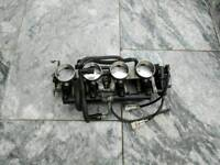 GSXR 1000 K7 K8 throttle bodies in full working order