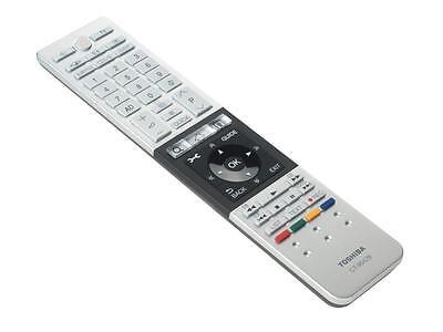 NEW GENUINE TOSHIBA LCD SMART 3D TV REMOTE CT-90429  CT90429 40L6363DG 50L4363DG