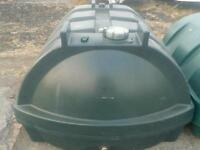 Titan 1200 litre oil tank or diesel bio fuel storage local delivery can be arranged