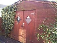 Garden Shed 15ft x 15ft