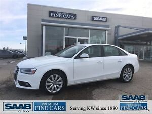 2014 Audi A4 NO ACCIDENTS 2.0 TURBO KOMFORT (EXTREMELY RARE MAN