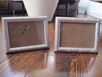 Set of two Photo Frames for sale