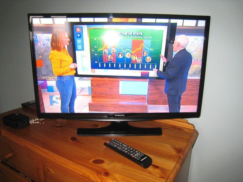 Brilliant Samsung 28 Inch Tv In Peterborough Cambridgeshire Gumtree Download Free Architecture Designs Pushbritishbridgeorg