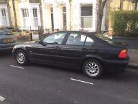 BMW 318i 1999 (e46) black. Drives really well