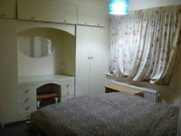 Large double room - available to rent in a clean and modern, nicely furnished house