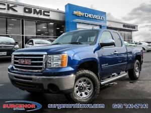 2013 GMC Sierra 1500 Nevada Ext Cab Standard Box 4WD 1SF - $163.