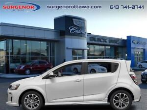 2017 Chevrolet Sonic LT - Certified - Bluetooth