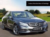 Mercedes-Benz E Class E220 BLUETEC SE (grey) 2015-09-01