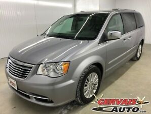 Chrysler Town & Country Limited GPS DVD Cuir Toit Ouvrant MAGS 7 Passagers 2013