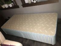 Single Layezee divan bed base