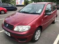 FIAT PUNTO 1.2 ACTIVE 8V / 80k ONLY / GREAT CONDITION / DRIVES LIKE NEW / CHEAP INSURANCE/ ONLY £795
