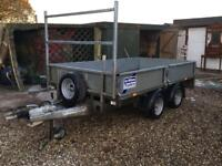 """Ifor Williams 10ft x 5ft 6"""""""