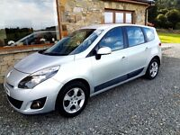 Renault grand scenic 7 seater new model spotless condition