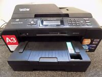 Brother MFC-J5910DW A3 Multifunction Printer | Barely Used | £30 ONO