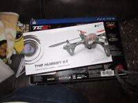 DRONE the hubsan x4