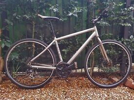 Norco Indie 3 Disc Hybrid Bike 24 Speed frame size M - Serviced