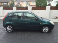 F/ FIESTA FINESSE 12 MONTH MOT C/ LOCK CD/STEREO 93000 MILES DRIVES EXCELLENT £695 ONO