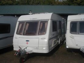 R&K CARAVANS 2005 COACHMAN LASER 590 TWIN AXLE, 12 MONTHS WARRANTY