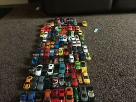 120 toy cars