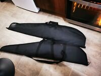Air rifle bags and accessories
