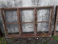 Hardwood window 1730 x 1090